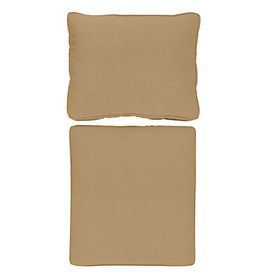 Replacement Seat and Back Cushion Set - Select Col