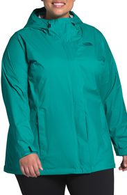 The North Face Venture Hooded Jacket (Plus Size)