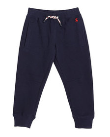 Joules Knit Drawstring Joggers, Size 3-6