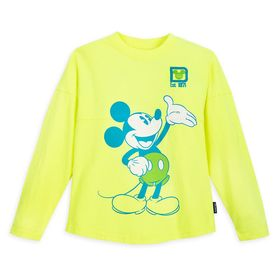 Disney Mickey Mouse Neon Spirit Jersey for Kids –