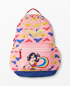 Hanna Andersson DC Wonder Woman Backpack