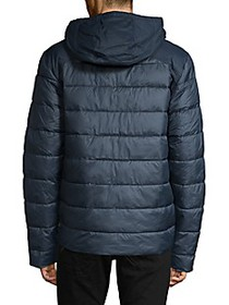 G-Star RAW Hooded Puffer Jacket