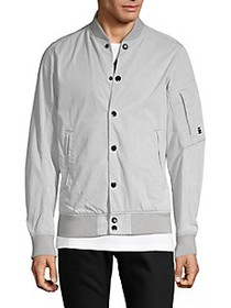G-Star RAW Cotton-Blend Bomber Jacket