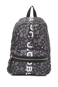 Marc Jacobs Suspiria Floral Logo Print Backpack
