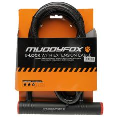 MUDDYFOX Bike Extension U-Lock