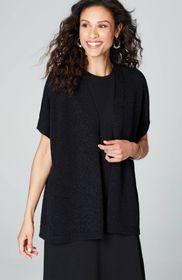 Wearever Easy Open-Front Cardi