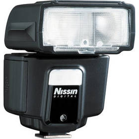 Nissin i40 Compact Flash for Fujifilm Cameras (Ope