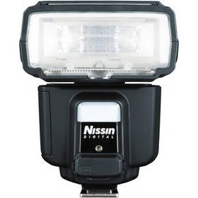 Nissin i60A Flash for Canon Cameras (Open Box)