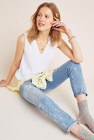 Anthropologie Cloth & Stone Ginny Blouse