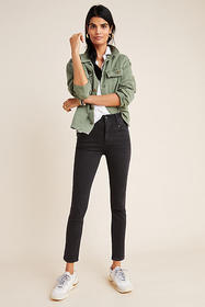 Anthropologie Paige Margot Ultra High-Rise Skinny