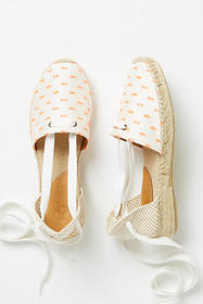 Anthropologie Penelope Chilvers Lace-Up Espadrille