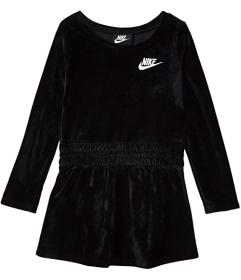Nike Kids Sportswear Velour Dress (Toddler\u002FLi