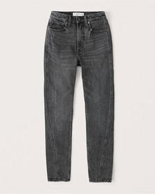High Rise Skinny Ankle Jeans, WASHED GREY