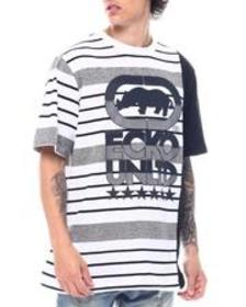 Ecko on the block ss knit tee