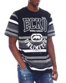 Ecko world famous stripes ss knit tee