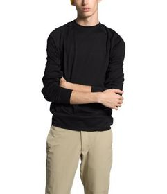 Men's Long Sleeve Explore City Crew