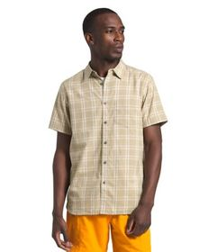 Men's Short Sleeve Hammetts Shirt II
