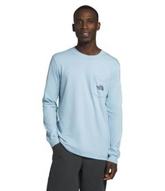 Men's Long Sleeve Carabiner Tee