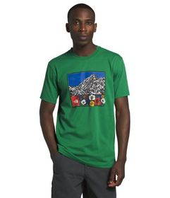 Men's Short Sleeve Himalayan Source Tee