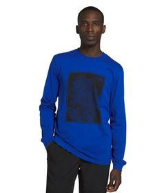 Men's Long Sleeve Himalayan Source Tee
