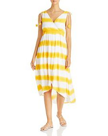 Tommy Bahama - Set Sail Striped Maxi Dress