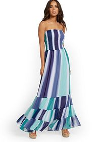 Tiered Maxi Dress - New York & Company