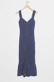 Anthropologie Bree Knit Midi Dress