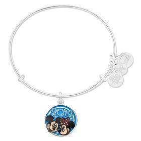Disney Mickey and Minnie Mouse Bangle by Alex and