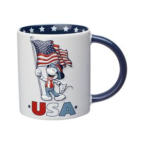 Disney Mickey Mouse Americana Mug