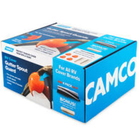 Camco RV Cover Gutter Spout Guard Kit $44.99$49.99