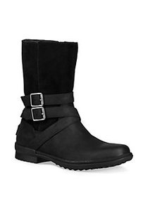 Ugg Women's Lorna UggPure Waterproof Boots BLACK