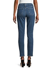 J Brand Ruby High-Rise Ankle Jeans