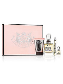 Juicy Couture Holiday 4-Piece Gift Set - $207 Valu