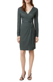 French Connection Cosimo Meadow Jersey Dress