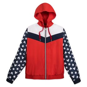 Disney Mickey Mouse Icon Americana Windbreaker Jac