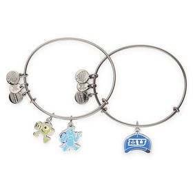 Disney Monsters University Bangle Set by Alex and