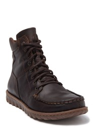 Born Georg Leather Lace-Up Boot