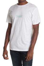 VANS Easy Box Logo T-Shirt