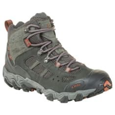 OBOZ Men's Bridger Vent Mid Hiking Shoe