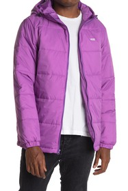 VANS Woodridge Hooded Puffer Jacket