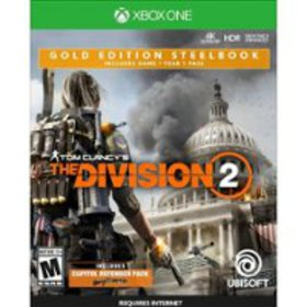 Tom Clancy's The Division 2 Gold Edition - Xbox On