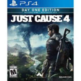 Just Cause 4 Day 1 Edition - PlayStation 4