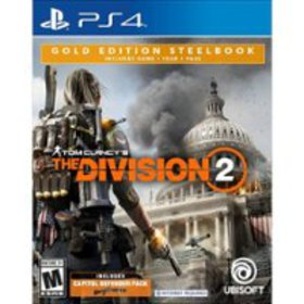 Tom Clancy's The Division 2 Gold Edition - PlaySta