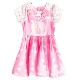 Disney Minnie Mouse Polka Dot Dress for Girls