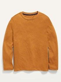 Long-Sleeve Softest Tee for Boys