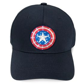 Disney Captain America Light-Up Baseball Cap for A