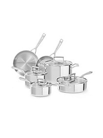 KitchenAid Tri-Ply Copper 10-Piece Set