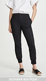 3.1 Phillip Lim Joggers with Ghost Waistband