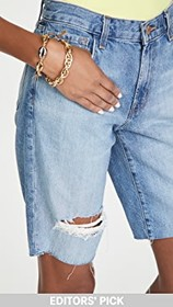 J Brand Relaxed Bermuda Shorts