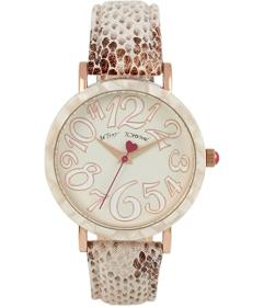 Betsey Johnson Sleek Slithering Watch